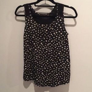 THE LIMITED • Polka dot tank • Size XS